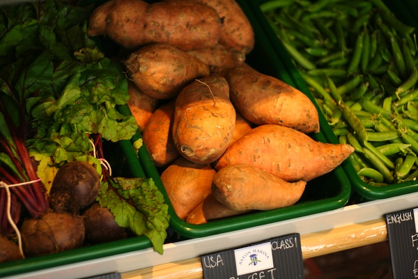 Learn About Sweet Potatoes As A Cancer Fighting Food