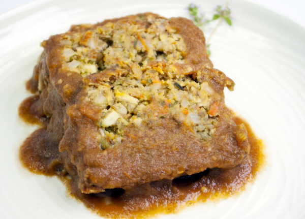 Lentil Loaf Recipe For A Gerson Therapy Diet