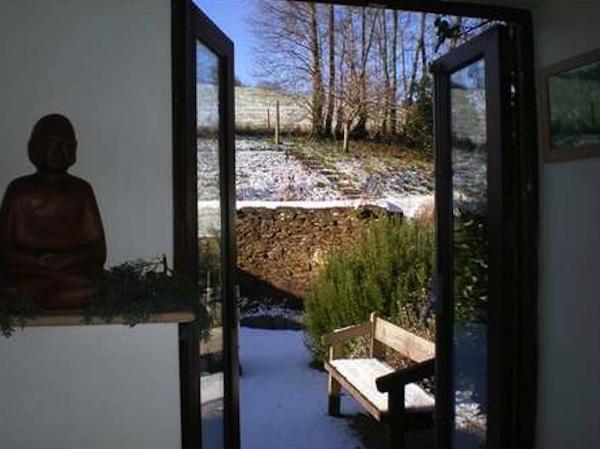 Winter Healing Garden Ideas