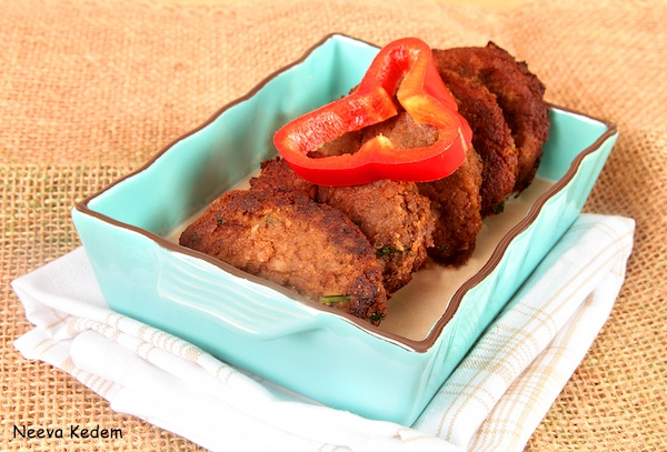 Vegan Lentil Patties Recipe For A Breast Cancer Diet