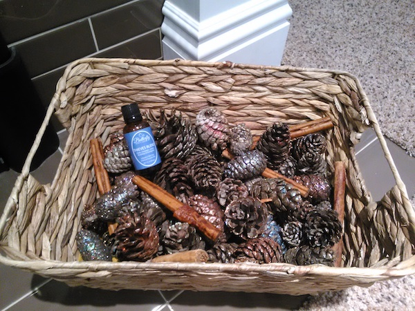 Breast Cancer Healing Fireplace Aromas