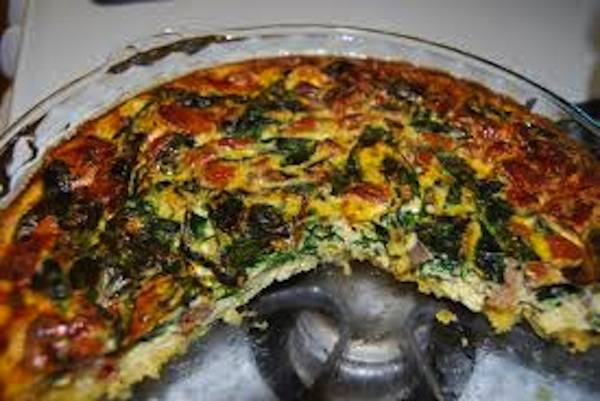 Vegan Quiche Recipe For A Breast Cancer Diet