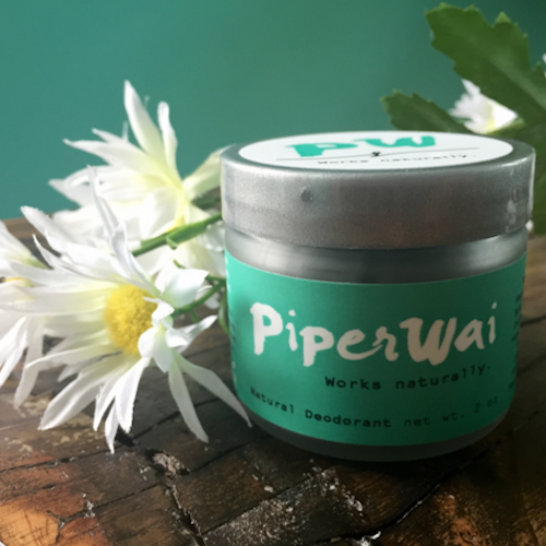PiperWi Deodorant For Cancer Patients