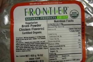Vegan Chicken Broth Fopr Irish Postato Soup Recipe