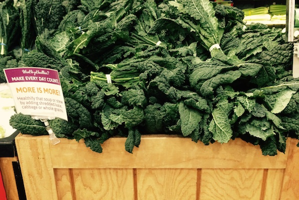 Fighting Breast Cancer Related Depression With Greens