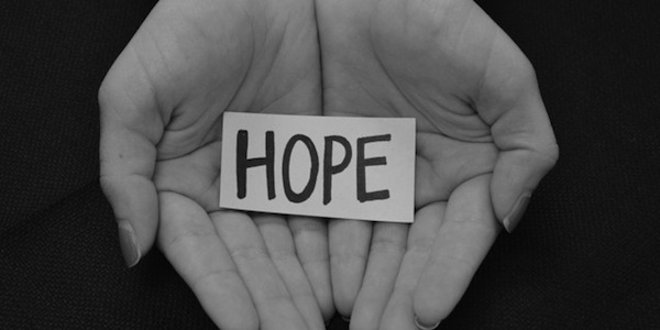 How To Build Build Hope From The Inside Out