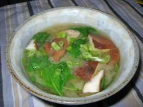 Shiitake Miso Soup Recipe For Breast Cancer Treatment