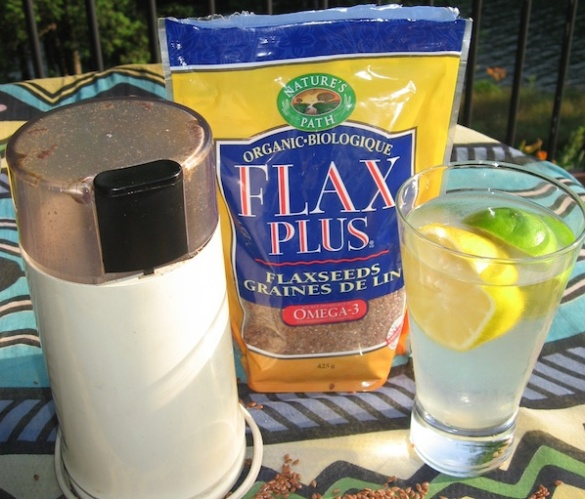 Flaxseeds prevent breast cancer