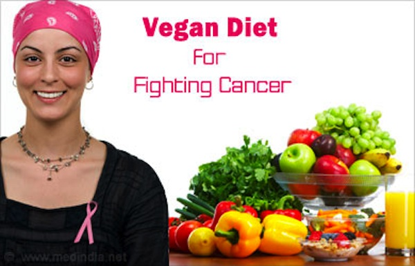 Shrink Breast Cancer Tumors With Vegan Diet