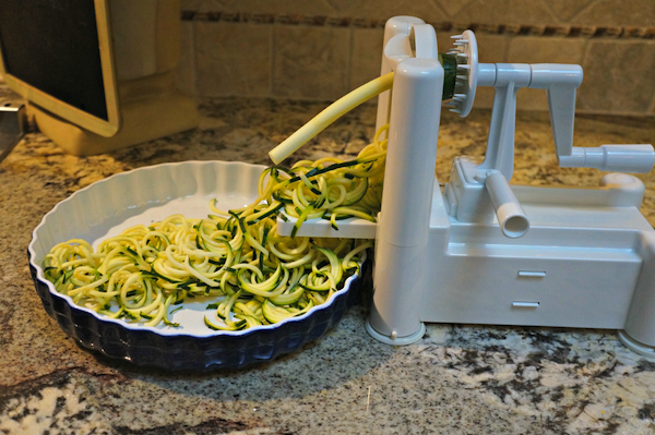 Spiralizer For Cancer Diet recipes