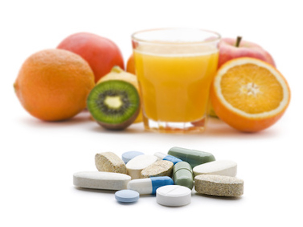 Antioxidant Fruit & Veggies VS. Antioxidant Supplements