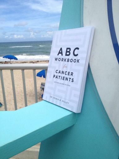 ABC Workbook For Cancer Book at Beach
